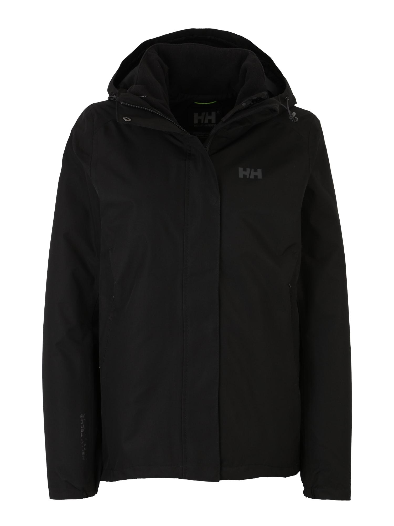 Outdoorová bunda SQUAMISH 2.0 CIS černá HELLY HANSEN