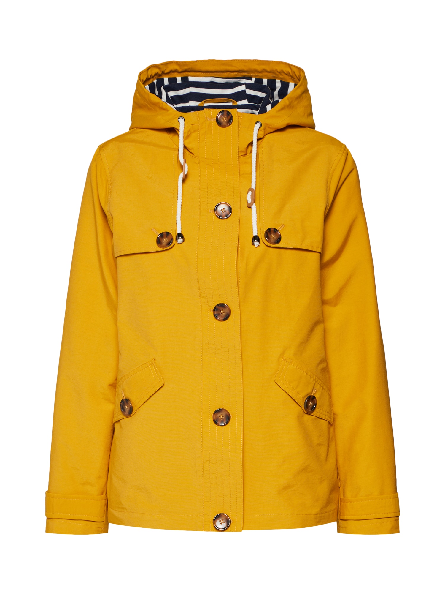 Přechodná bunda Samia žlutá ABOUT YOU