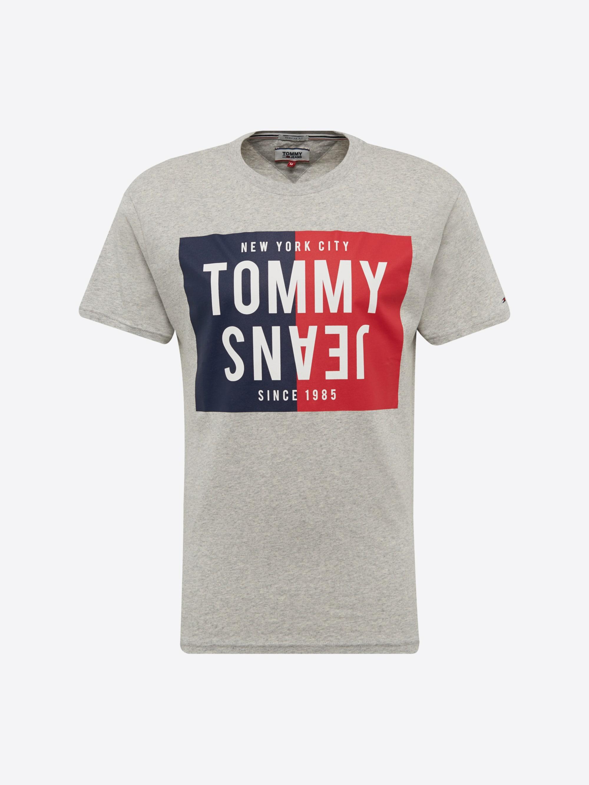 Shirt 'TJM SPLIT BOX TEE'