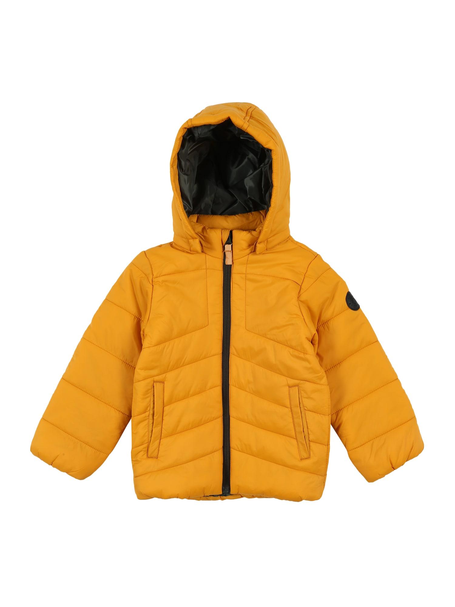 NAME IT Prechodná bunda 'Mabas'  žlté