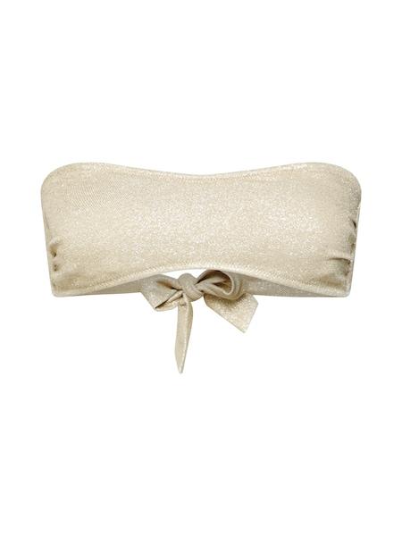 Bademode für Frauen - Bikinitop 'Perrin' › EDITED › goldgelb  - Onlineshop ABOUT YOU