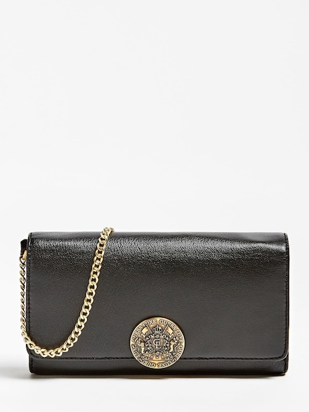 Clutches - Clutch 'Atlas' › Guess › gold schwarz  - Onlineshop ABOUT YOU