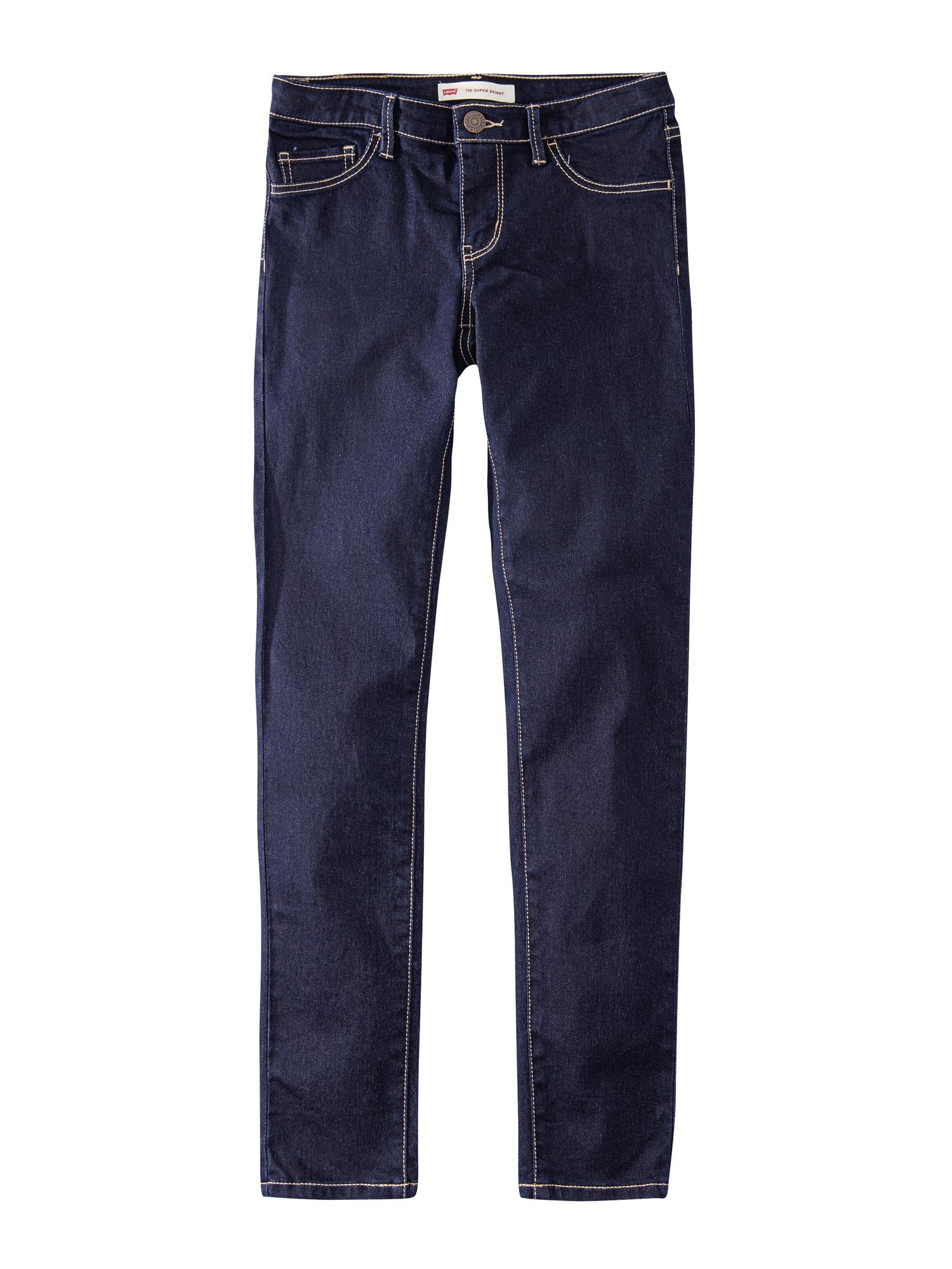 LEVI'S Džinsai '710' tamsiai (džinso) mėlyna