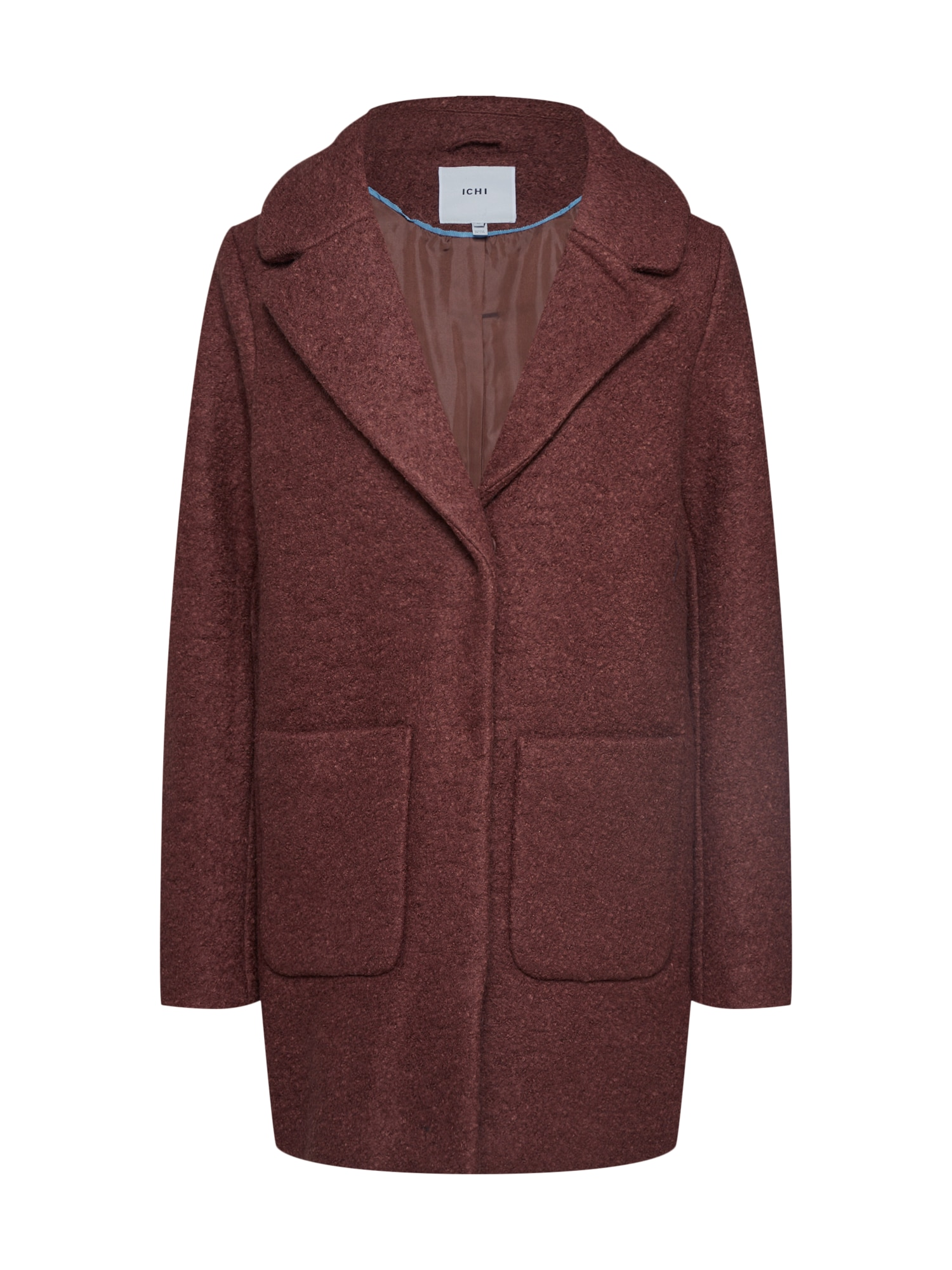 ICHI Rudeninis-žieminis paltas ruda