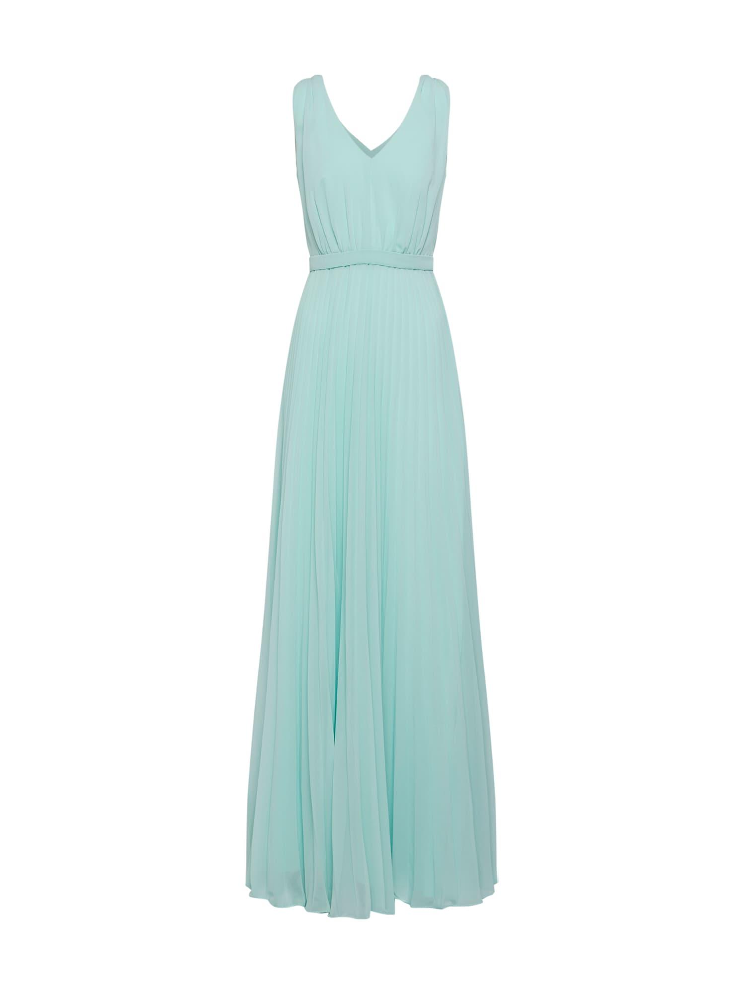 Společenské šaty ALETTA světlemodrá Four Flavor
