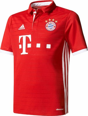 ADIDAS PERFORMANCE Trikot 'FC BAYERN HOME JERSEY YOUTH'
