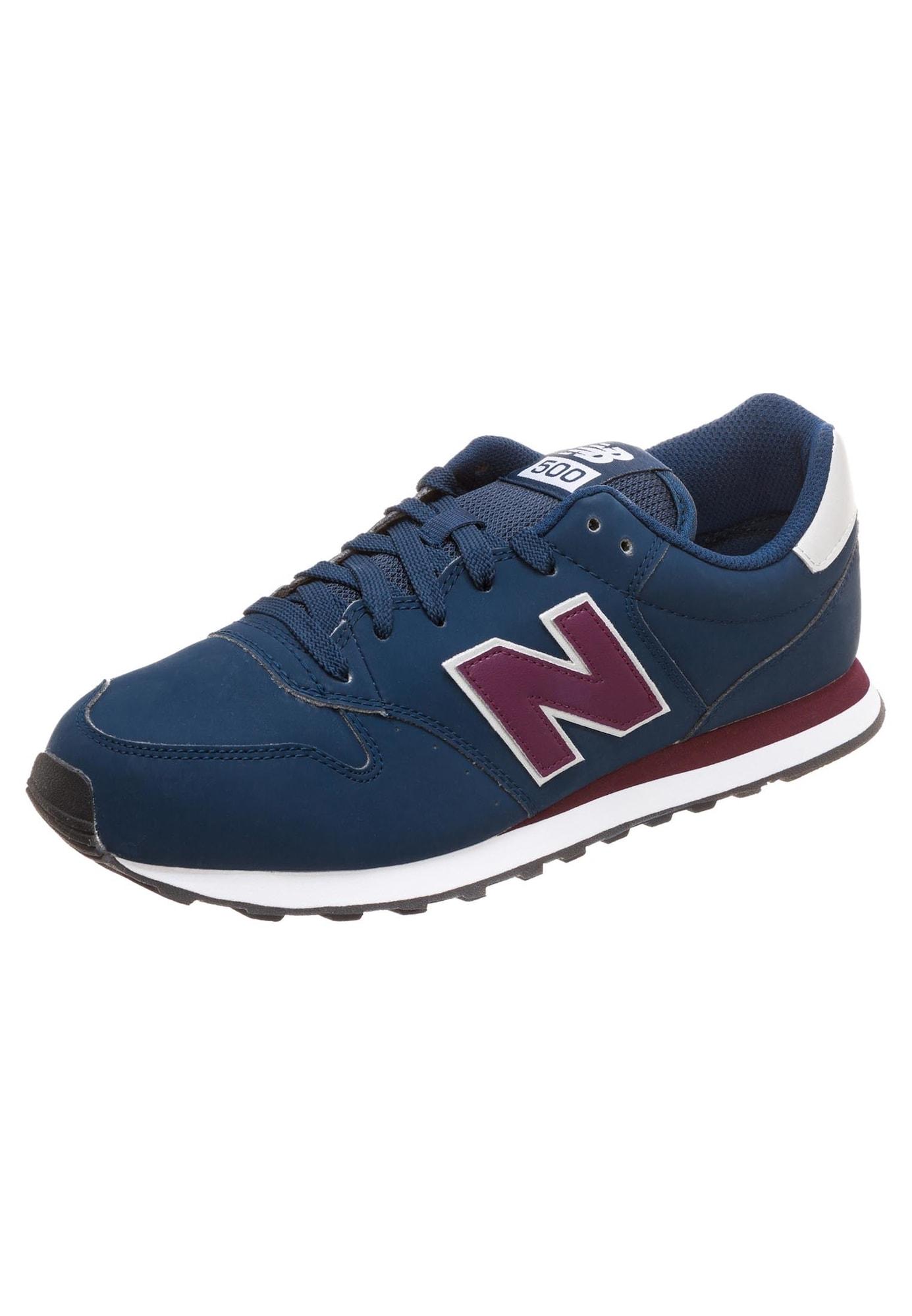 Aanbieding: New Balance Heren Sneakers Laag Hemelsblauw ...