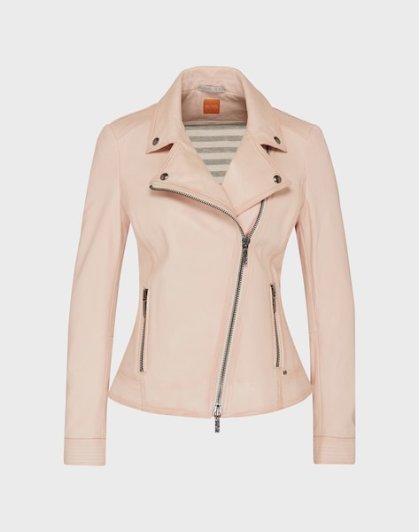 BOSS ORANGE Lederjacke 'Jamela'