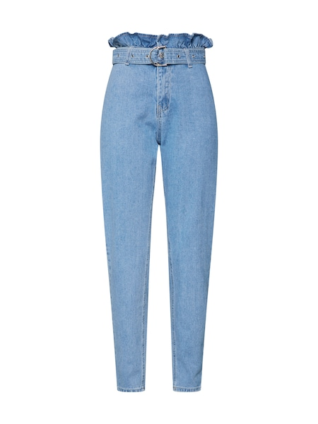 Hosen für Frauen - Missguided Jeans blue denim  - Onlineshop ABOUT YOU