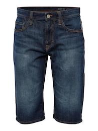 EDC BY ESPRIT,Esprit Herren Jeans Shorts straight shorts blau | 04060468989305