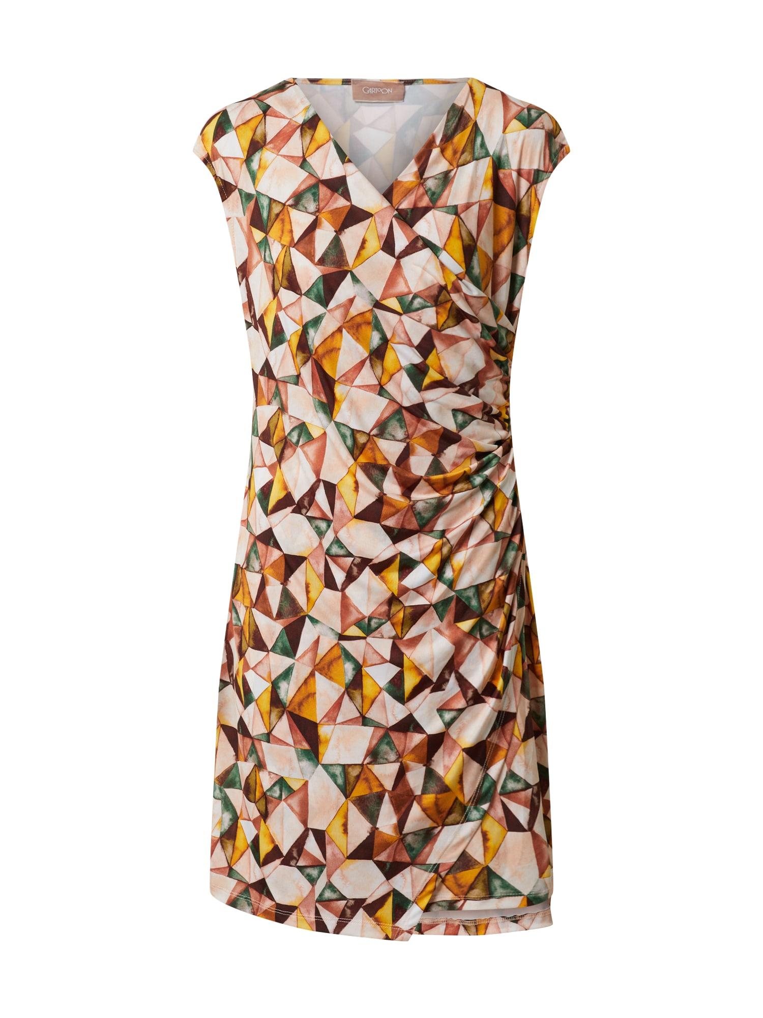 Cartoon Suknelė abrikosų spalva / mišrios spalvos