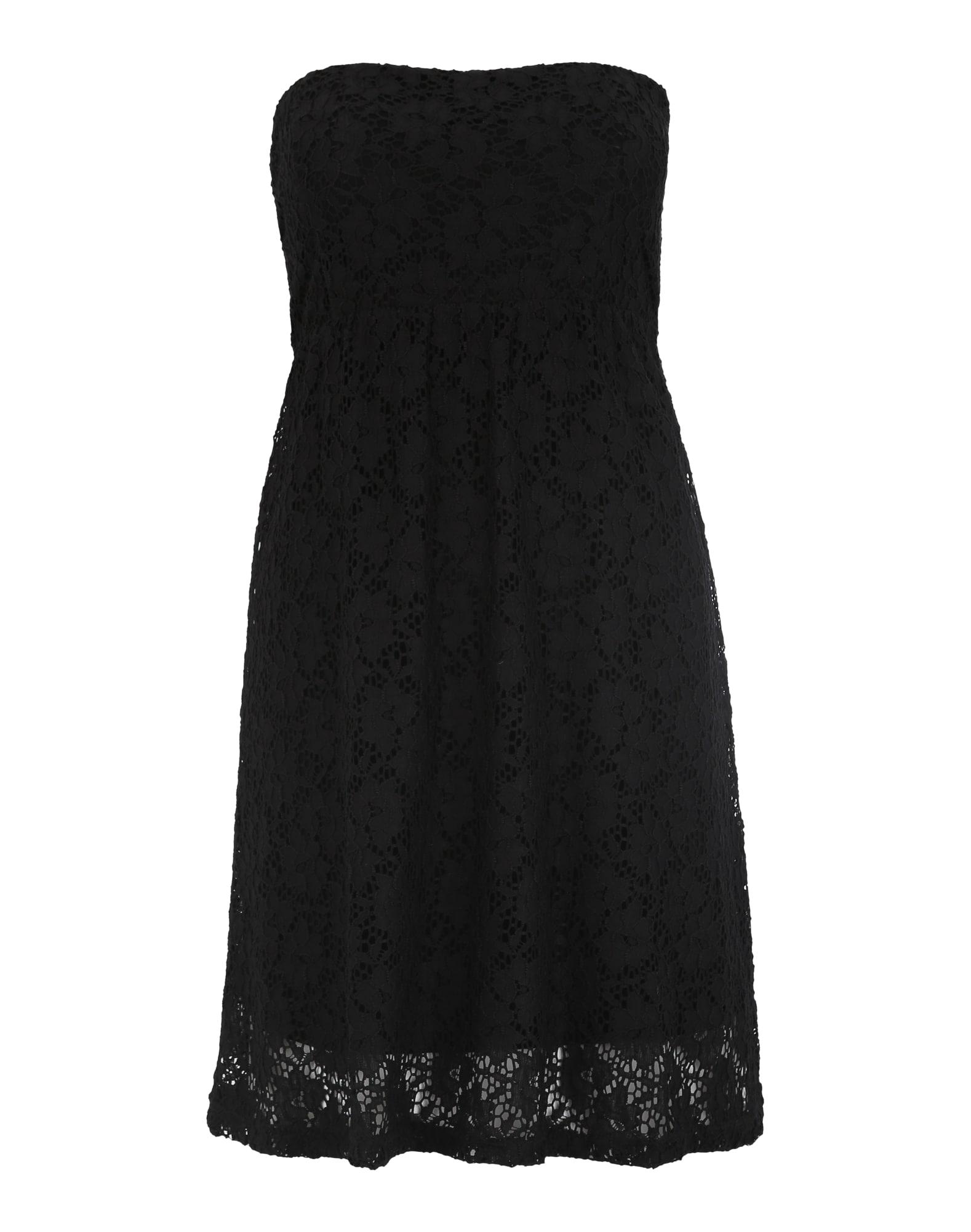 Urban Classics Letní šaty  černá