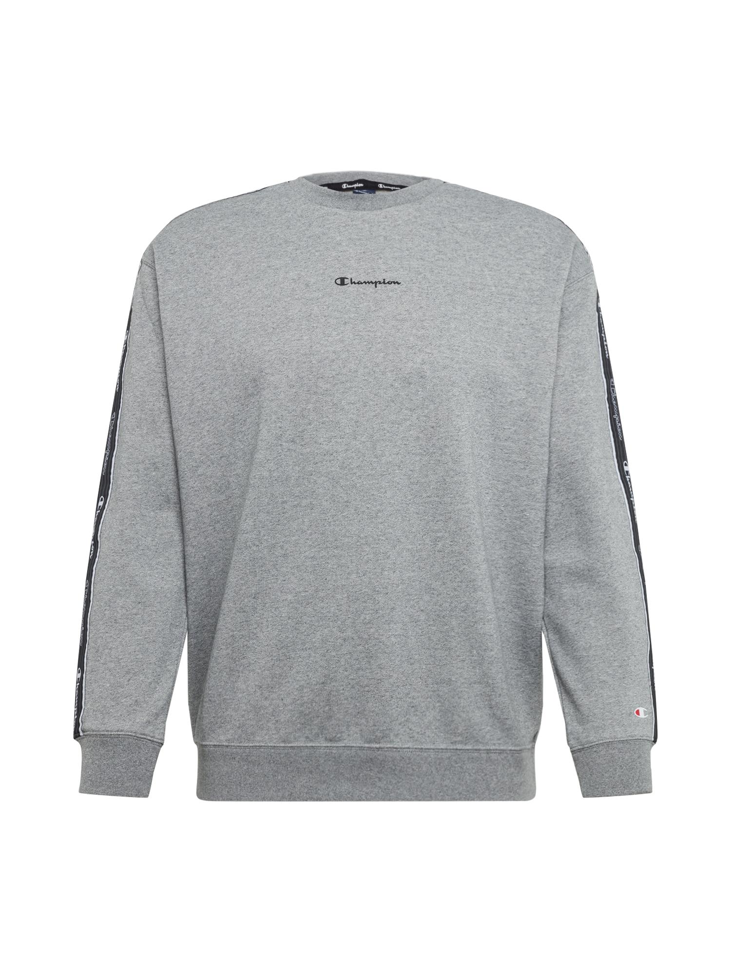 Champion Authentic Athletic Apparel Megztinis be užsegimo tamsiai pilka