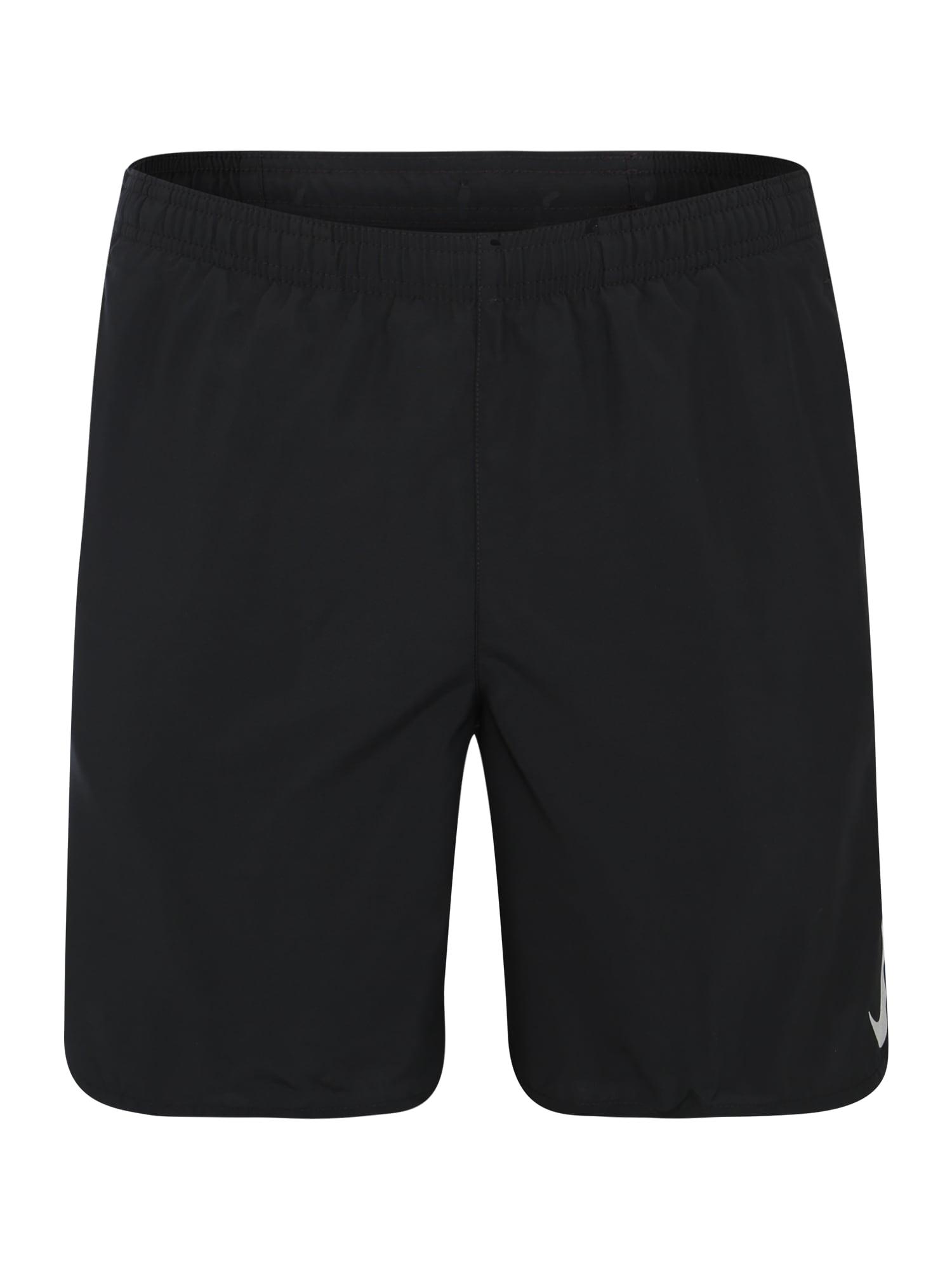"""""""NIKE Sportinės kelnės 'Nike Challenger 7""""""""' juoda"""""""