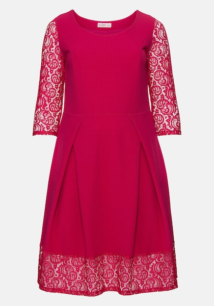 Festtagsmode - Kleid › SHEEGO › pink  - Onlineshop ABOUT YOU