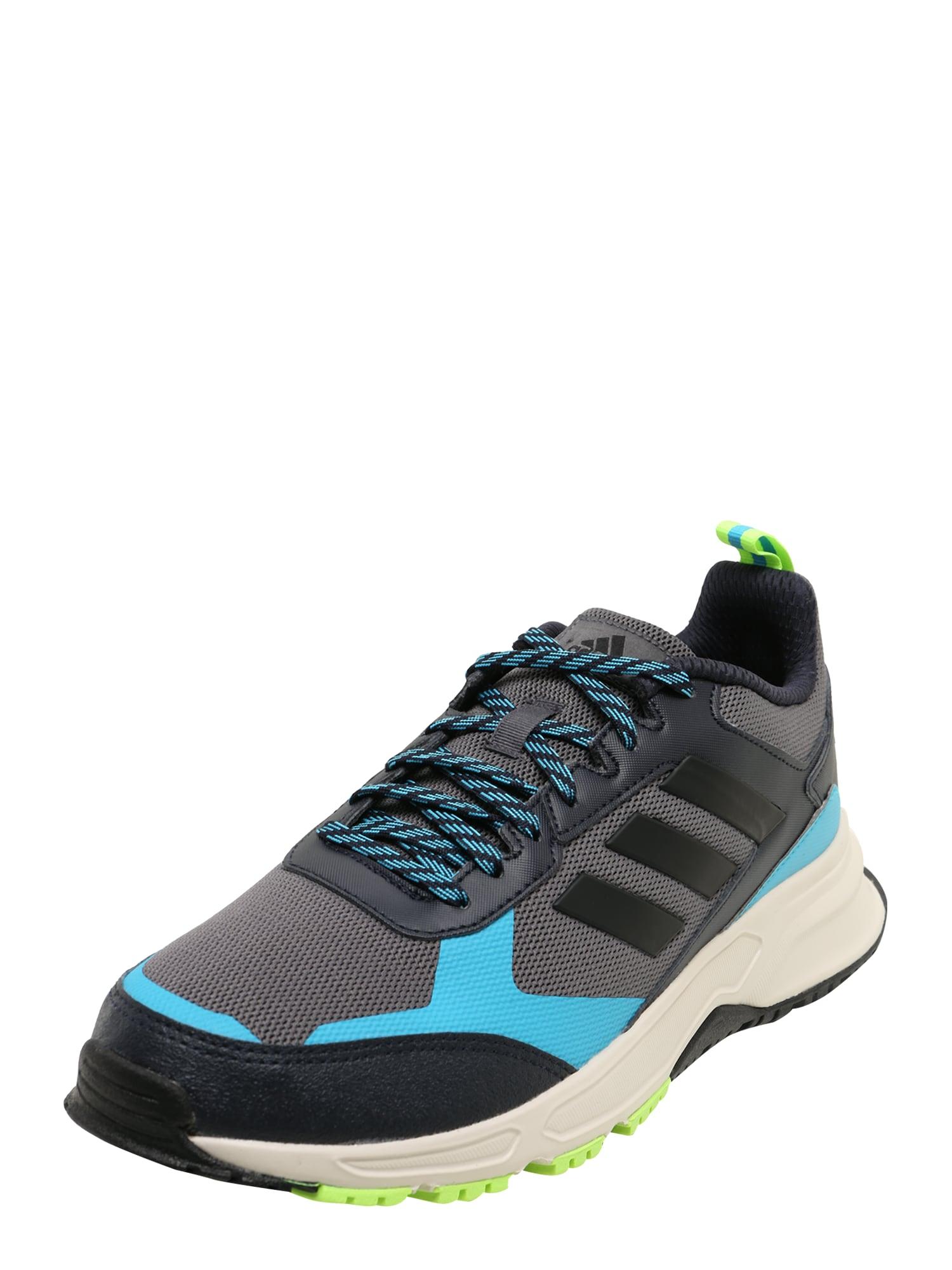 ADIDAS PERFORMANCE Sportovní boty 'Rockadia Trail 3.0'  modrá / šedá / černá