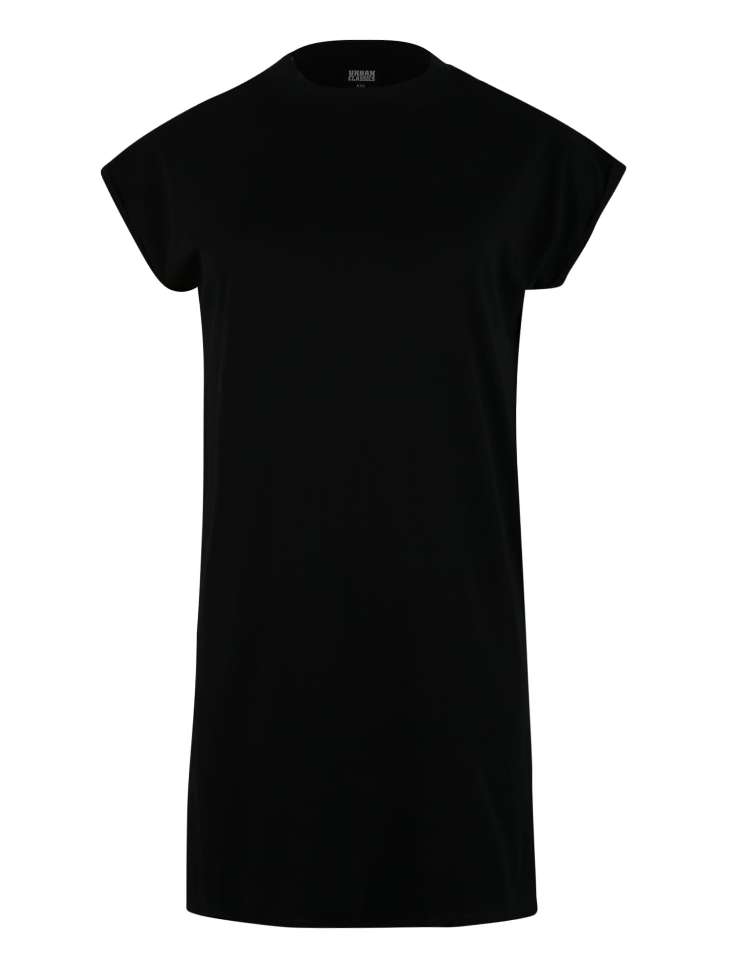 Urban Classics Curvy Suknelė juoda