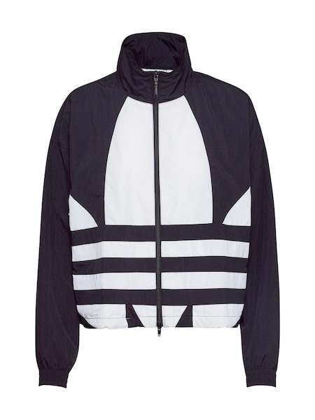Jacken - Trainingsjacke › ADIDAS ORIGINALS › weiß schwarz  - Onlineshop ABOUT YOU