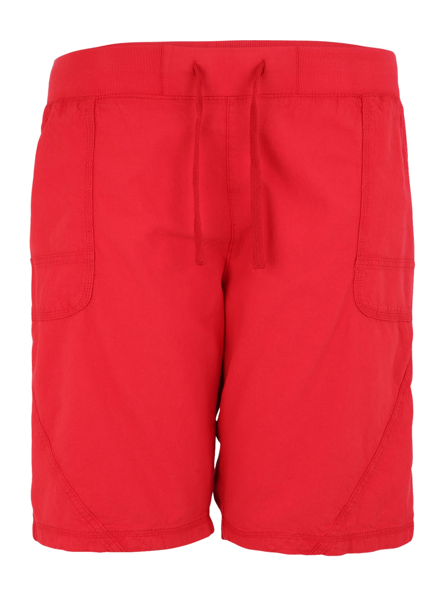 Kalhoty červená Zizzi