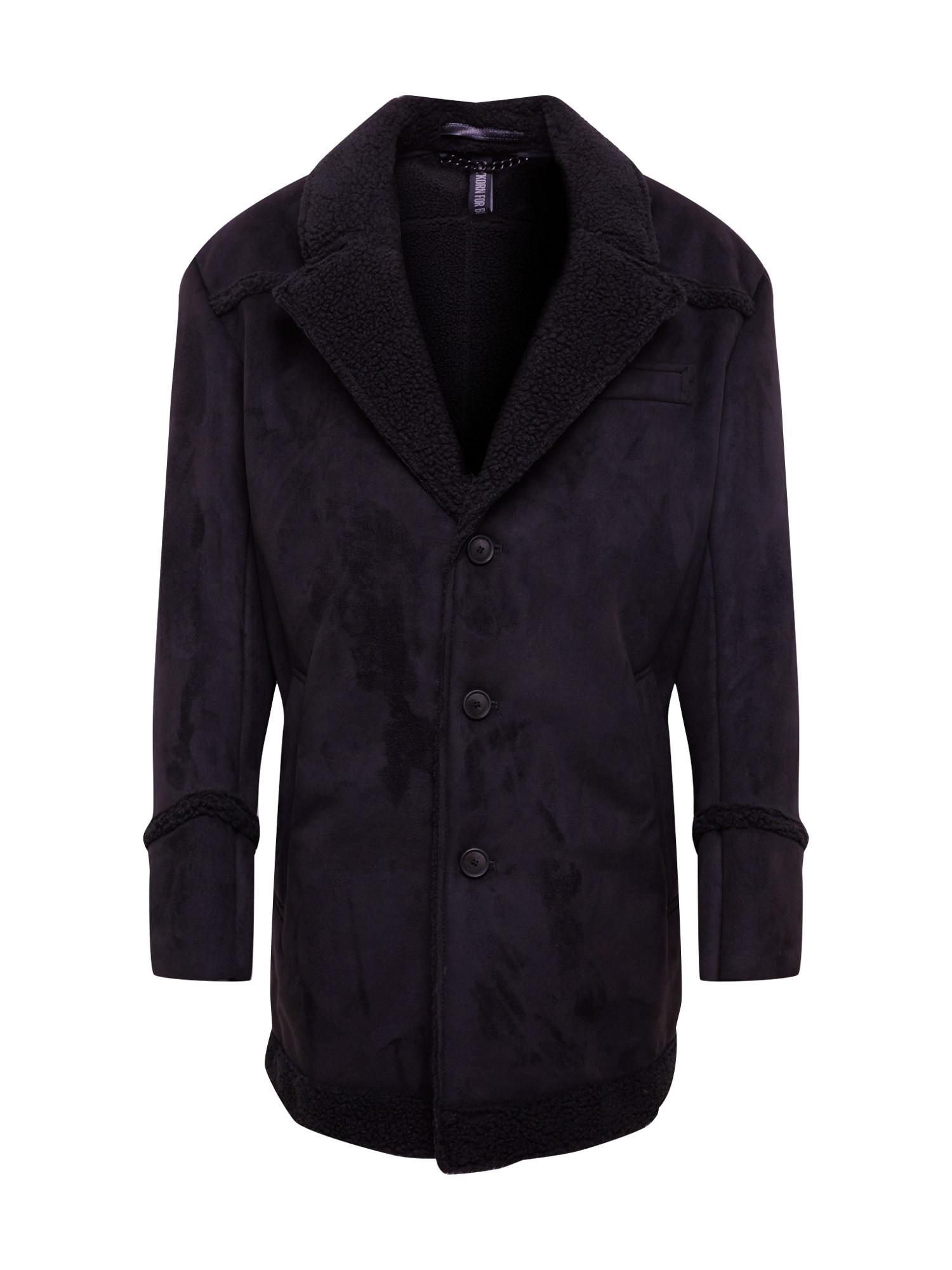 DRYKORN Zimný kabát 'SUNT_S'  čierna
