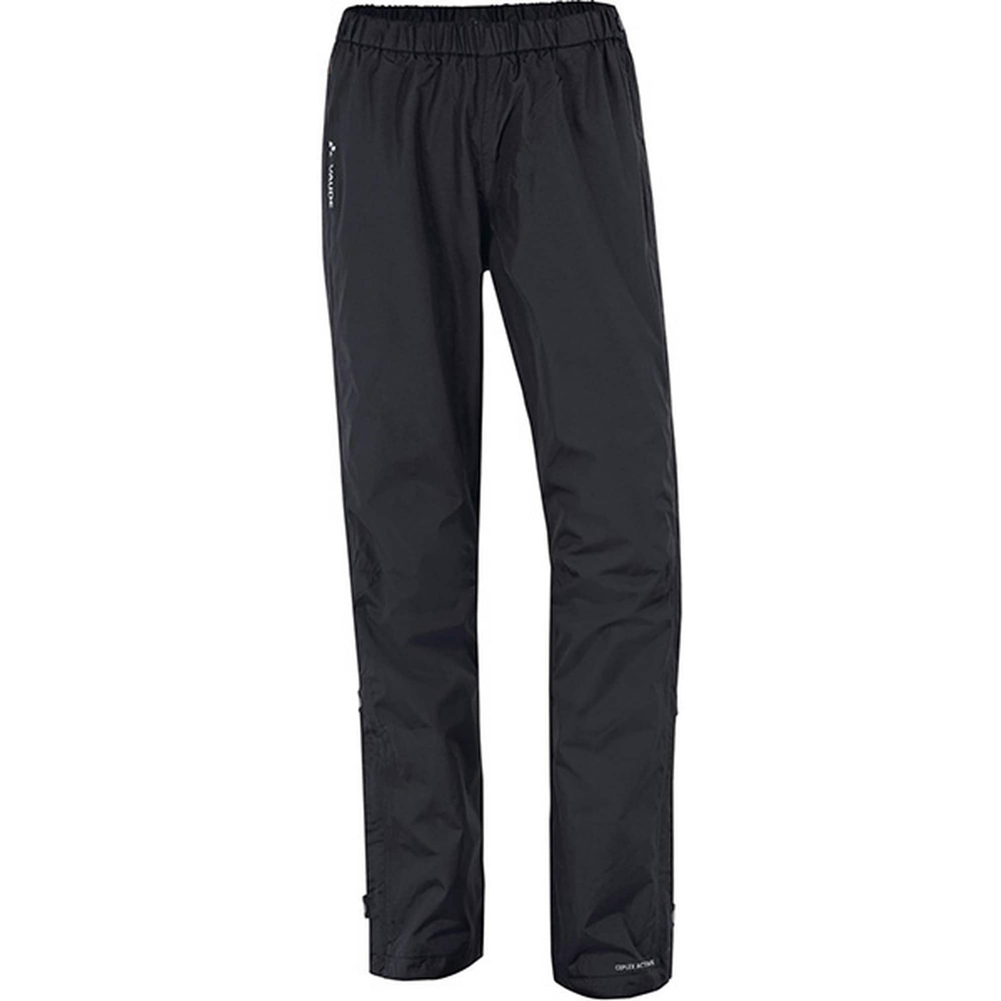 Regenhose 'Fluid Full-Zip' | Sportbekleidung > Sporthosen > Regenhosen | Vaude