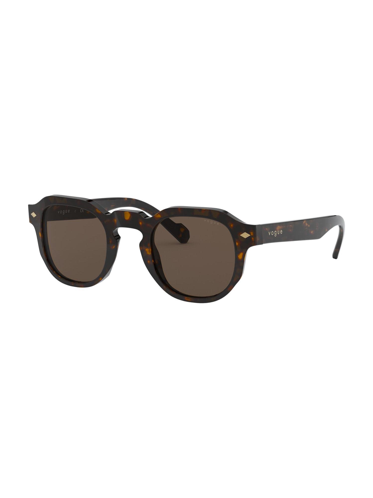 VOGUE Eyewear Akiniai nuo saulės 'VO5330S' tamsiai ruda
