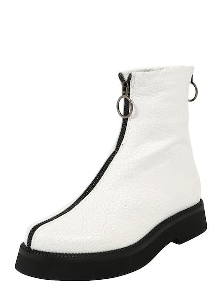 Stiefel - Stiefel › MJUS › schwarz weiß  - Onlineshop ABOUT YOU