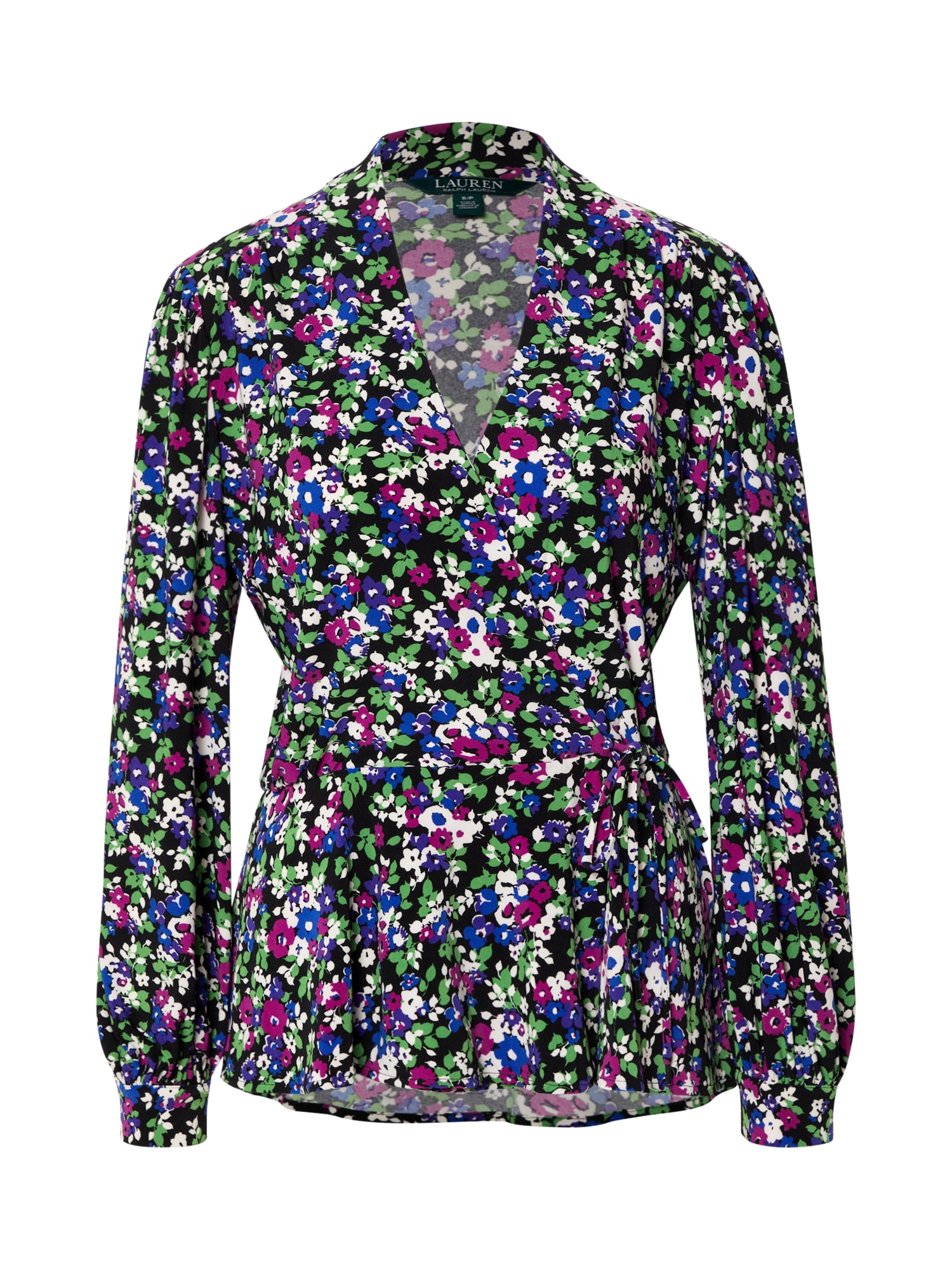 Lauren Ralph Lauren Bluză  culori mixte / negru