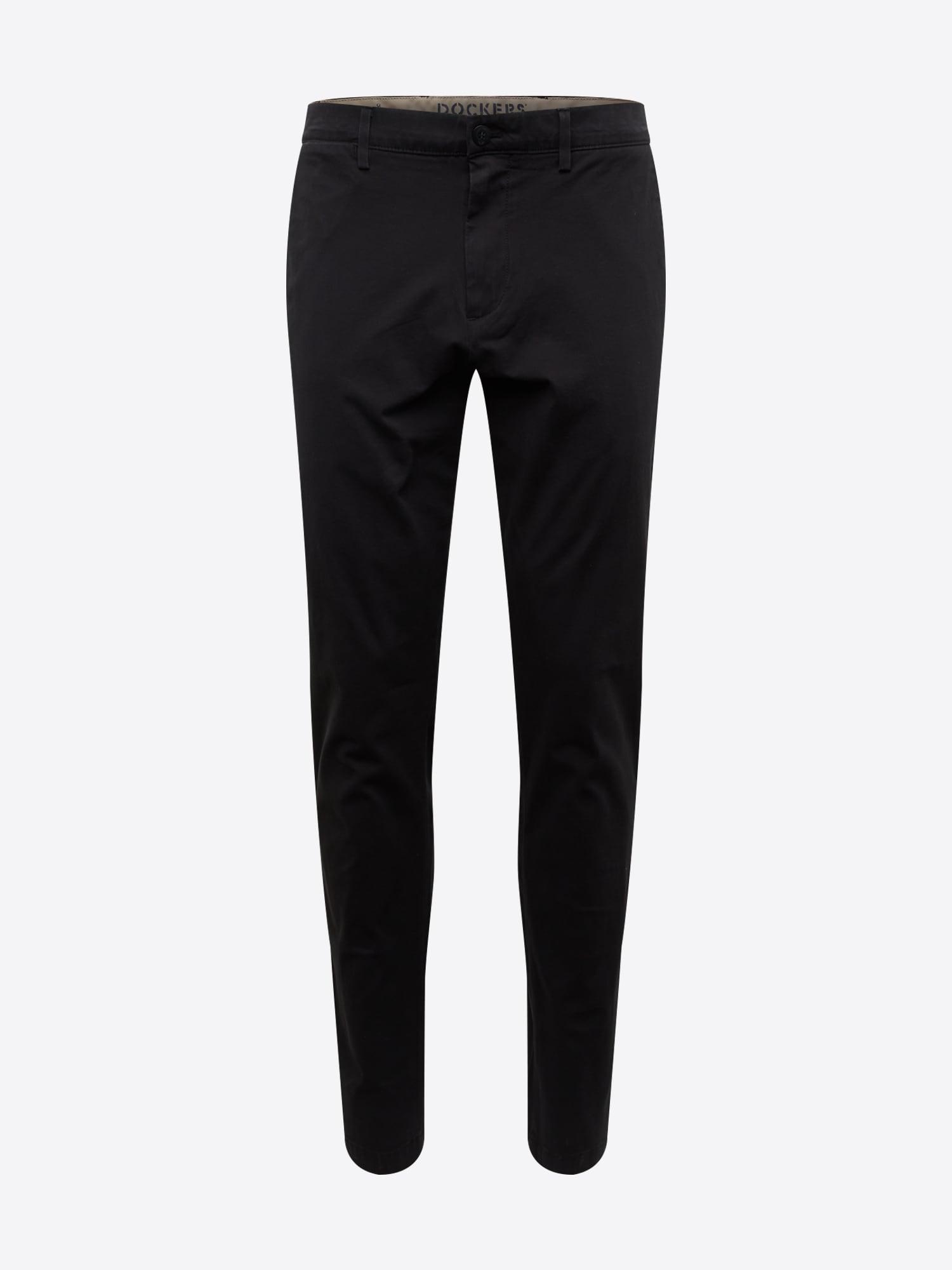 Chino kalhoty černá Dockers