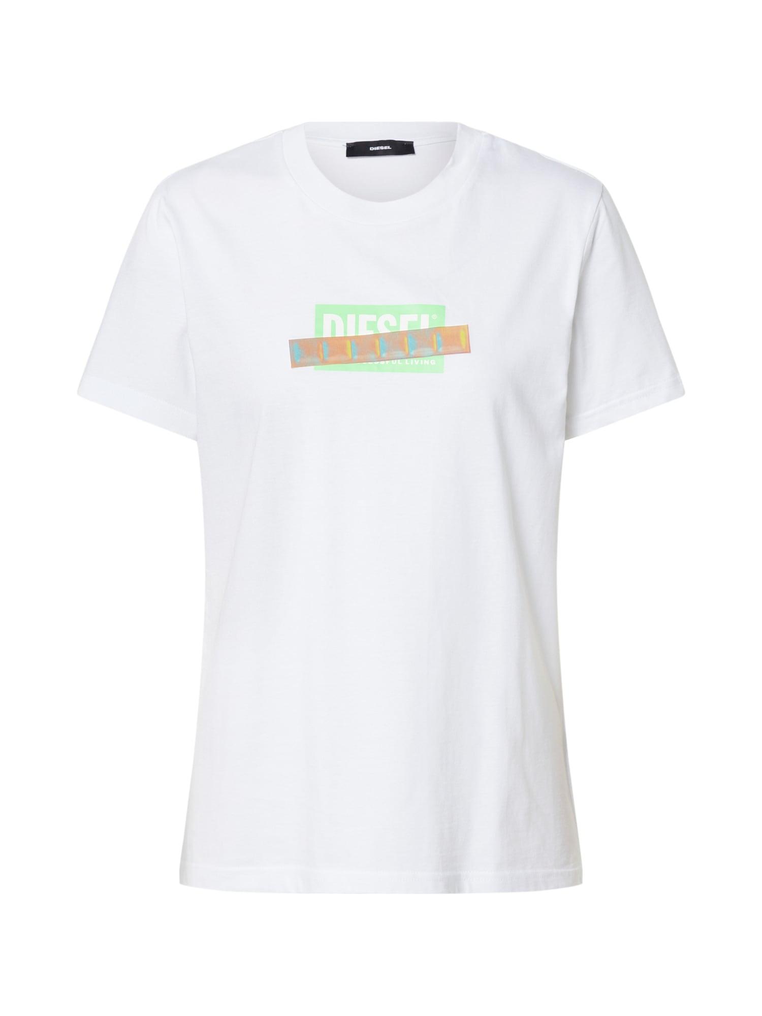 DIESEL Marškinėliai 'T-SILY-S2' balta