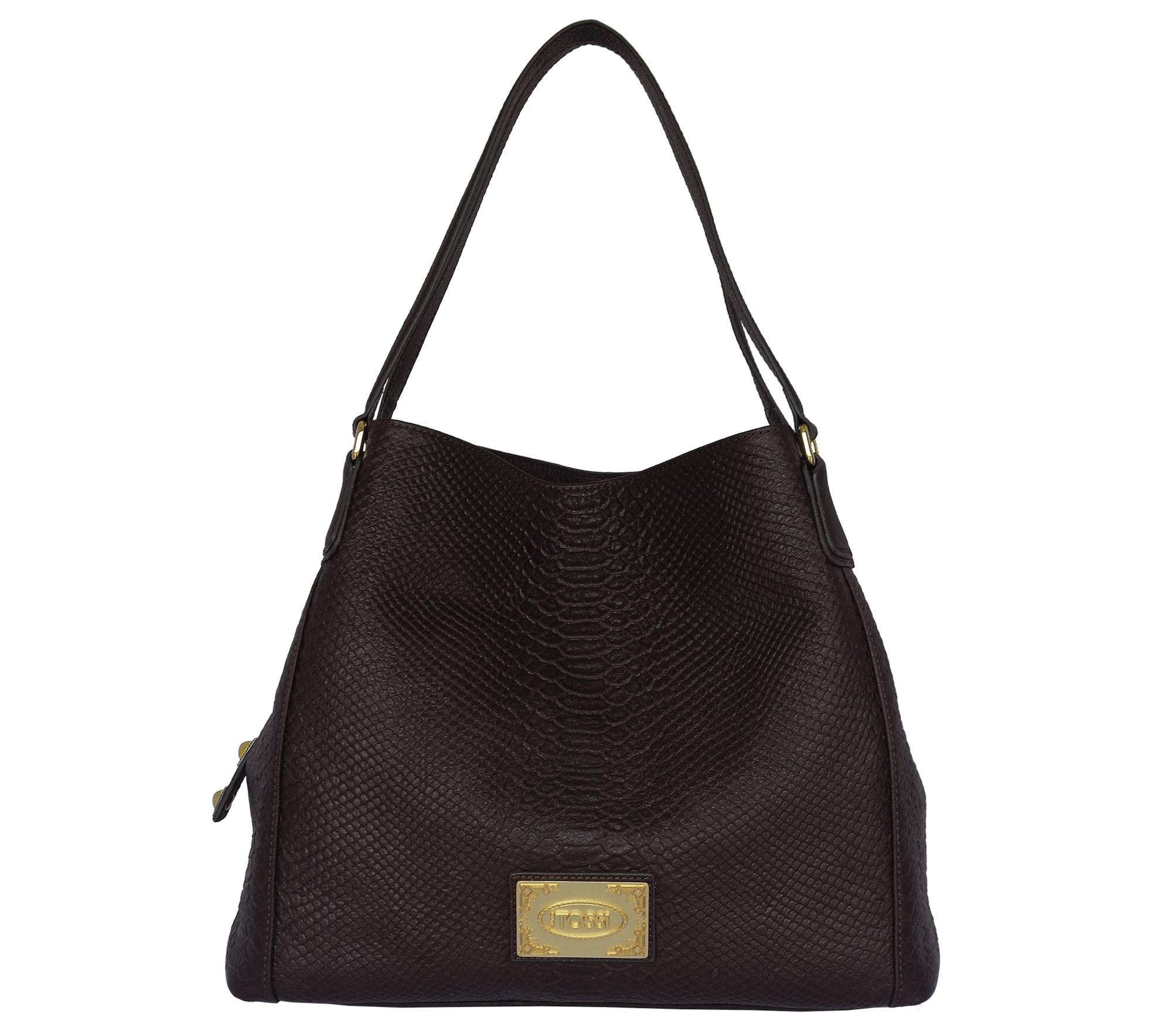 Lederhandtasche   Taschen > Handtaschen > Ledertaschen   Silvio Tossi