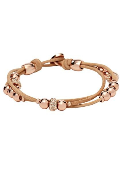 Armbaender für Frauen - FOSSIL Armband nude rosegold  - Onlineshop ABOUT YOU