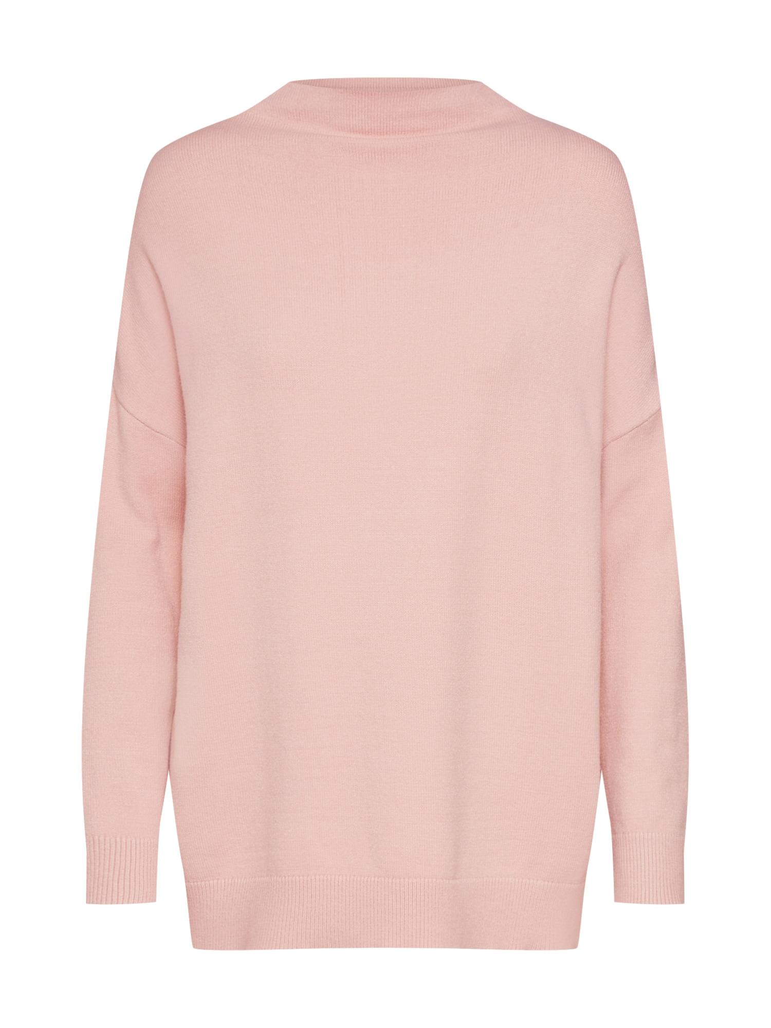 EDITED Megztinis 'Darinka' rožinė / rožių spalva