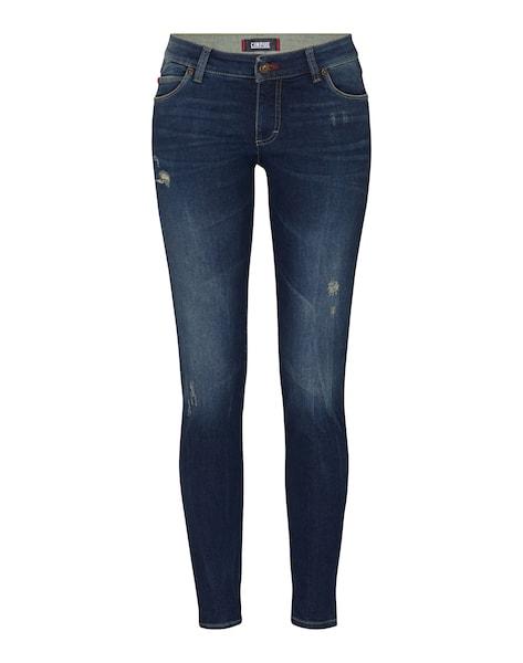 Hosen für Frauen - 'Cisun' Slimfit Denim › CINQUE › blau  - Onlineshop ABOUT YOU
