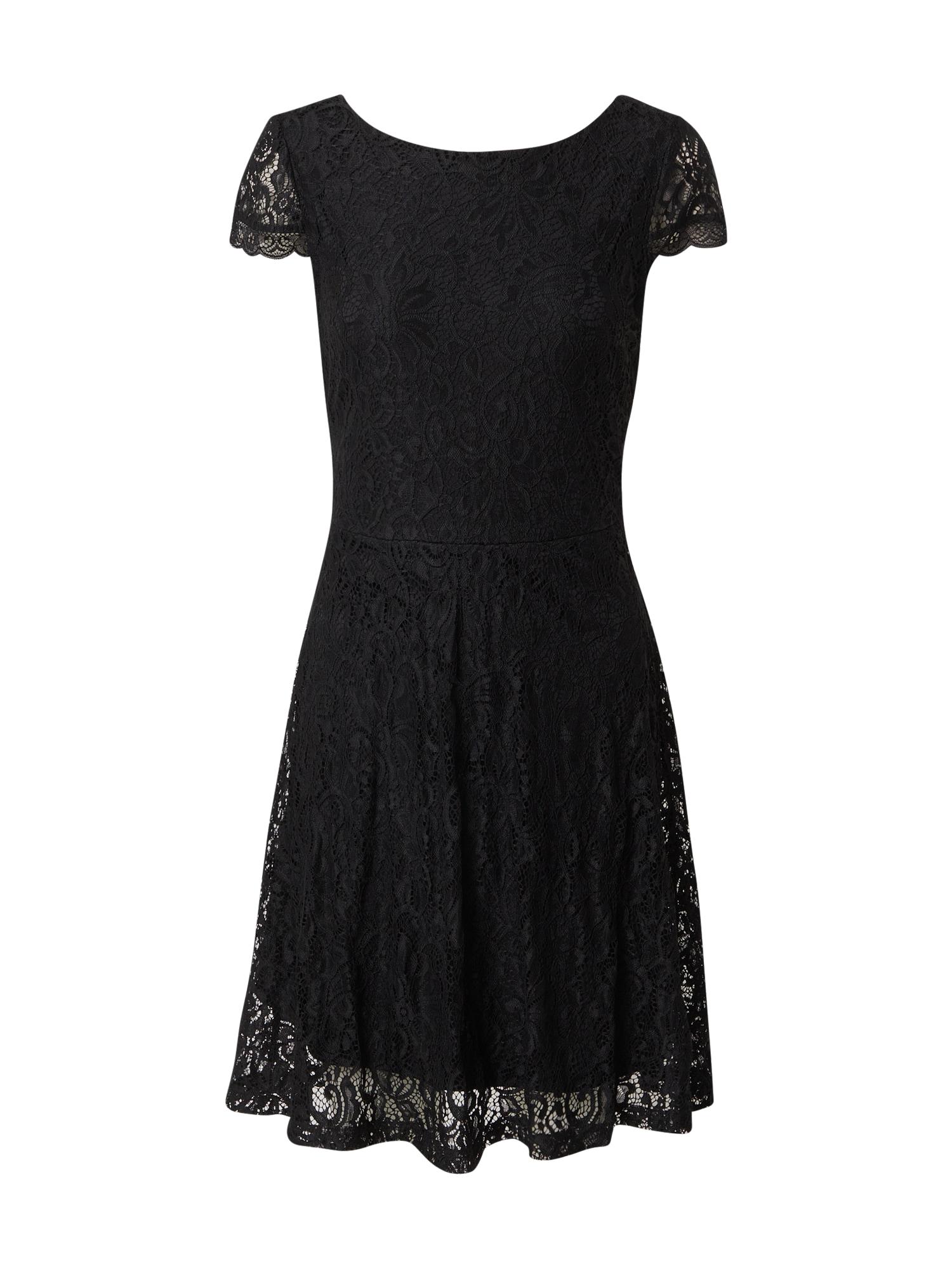 VERO MODA Kokteilinė suknelė 'Sassa' juoda