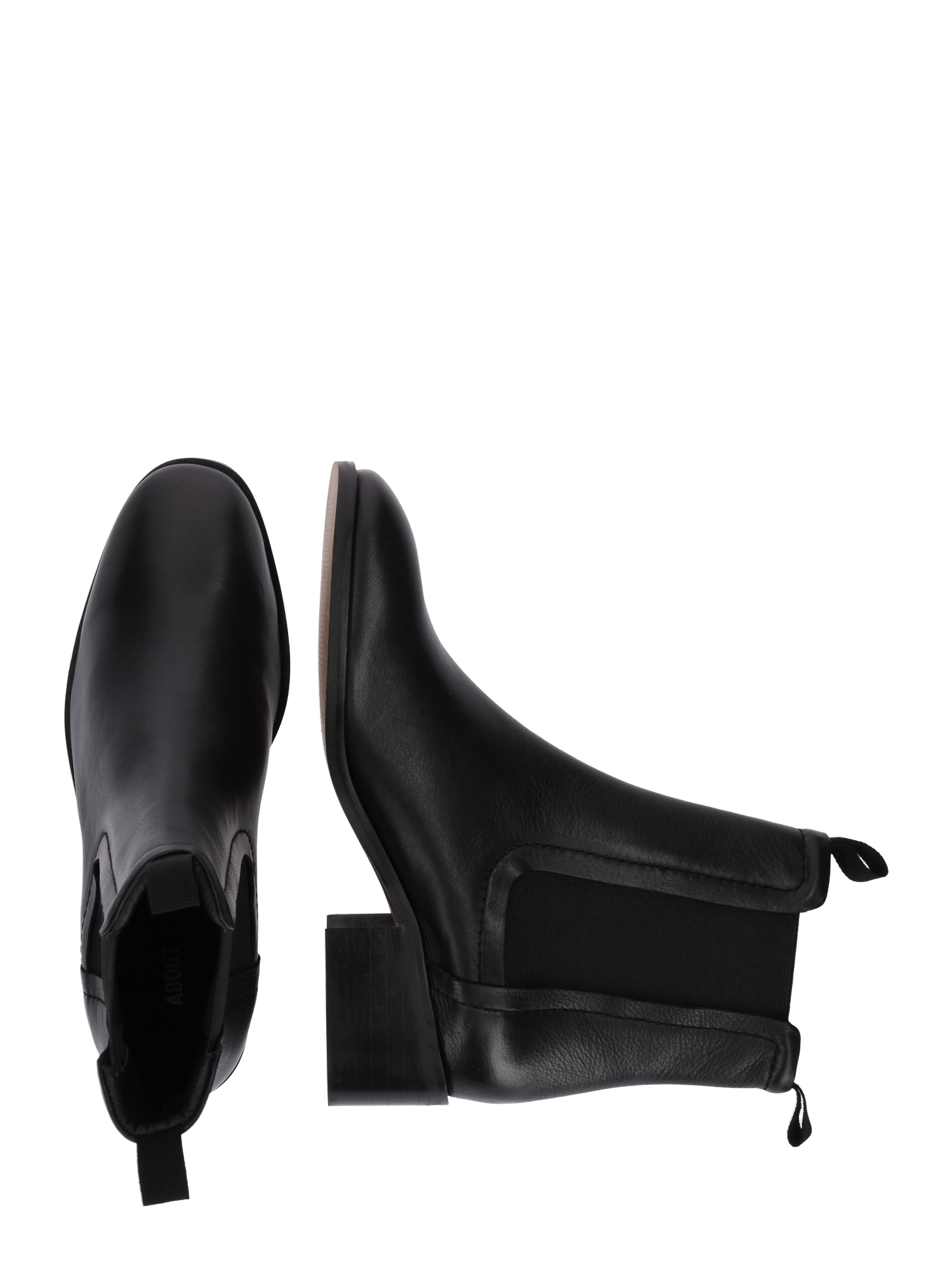 ABOUT YOU Chelsea boots 'Amina'  svart