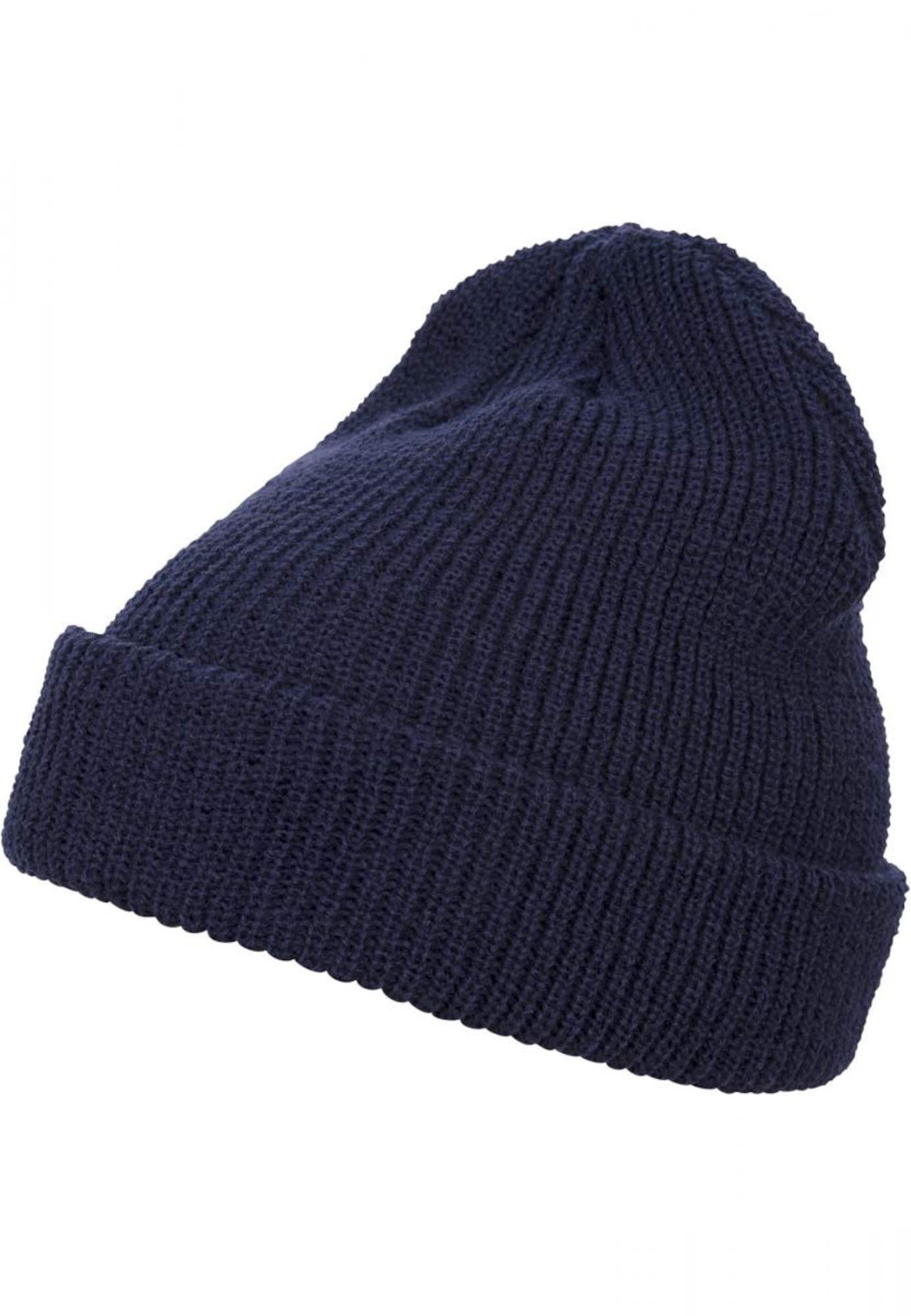 Flexfit Megzta kepurė tamsiai mėlyna