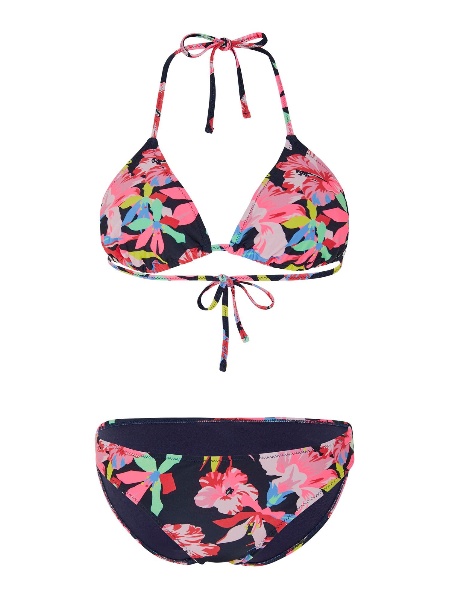 CHIEMSEE Bikinis rožinė / tamsiai mėlyna