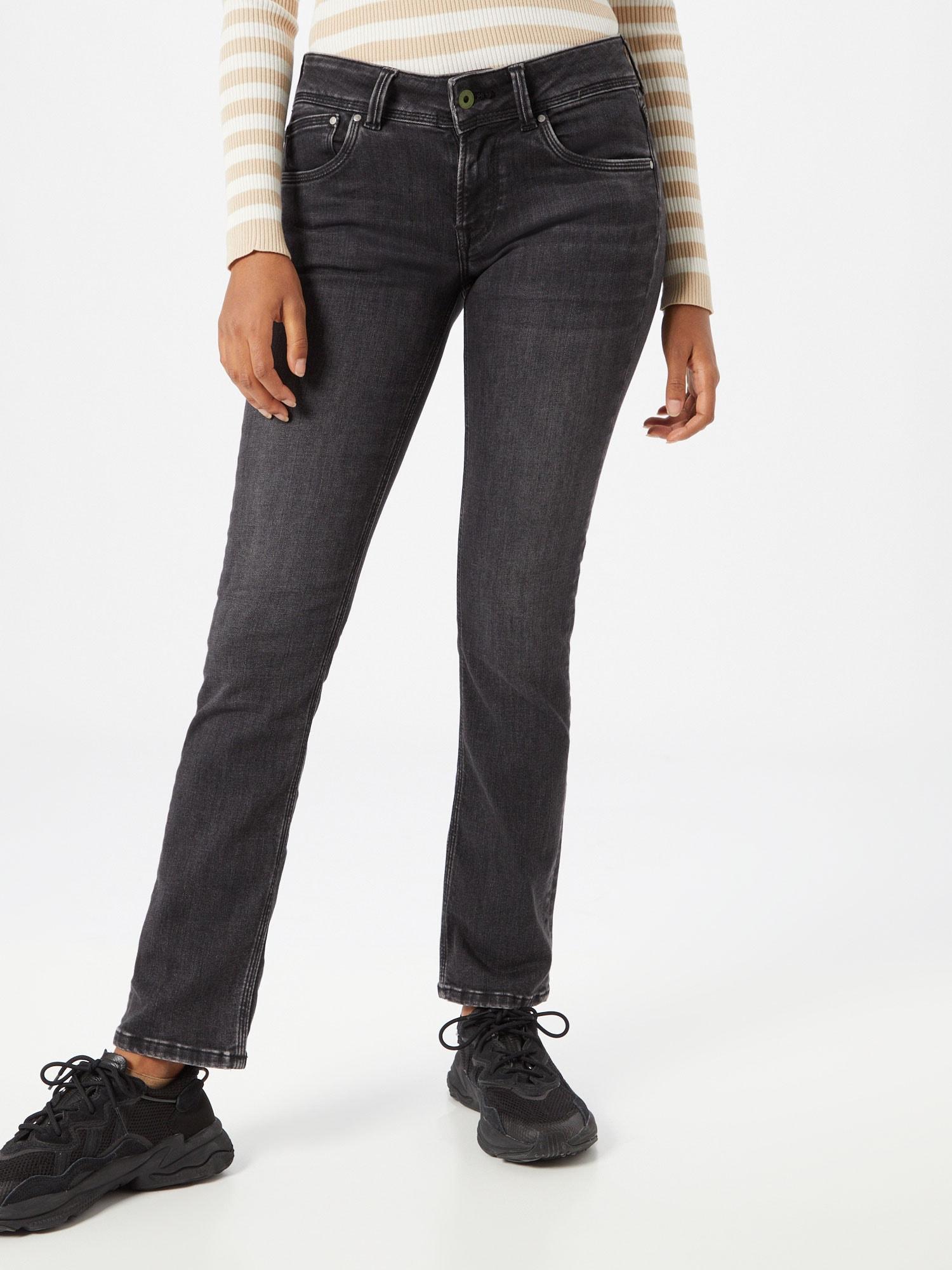 Pepe Jeans Jeans 'Saturn'  svart denim