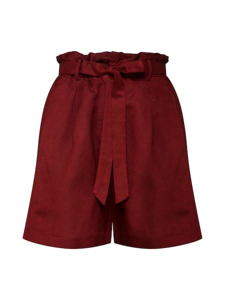 Hosen für Frauen - Shorts 'SL Fayette Shorts' › SOAKED IN LUXURY › rot  - Onlineshop ABOUT YOU