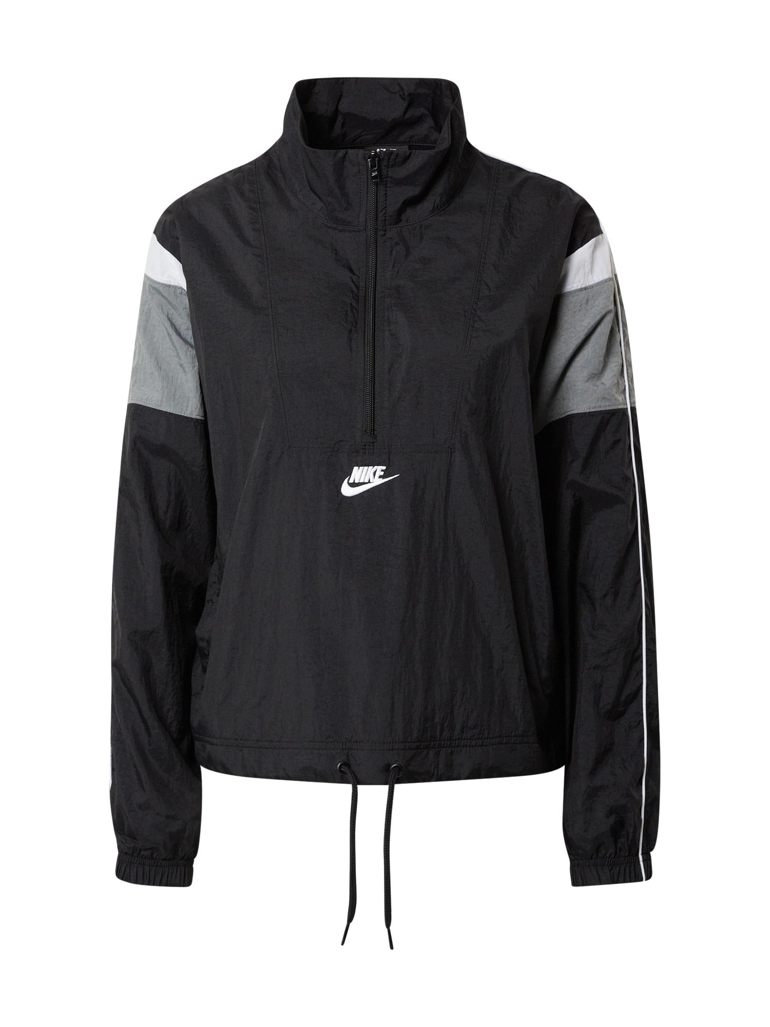 Nike Sportswear Športová bunda  čierna