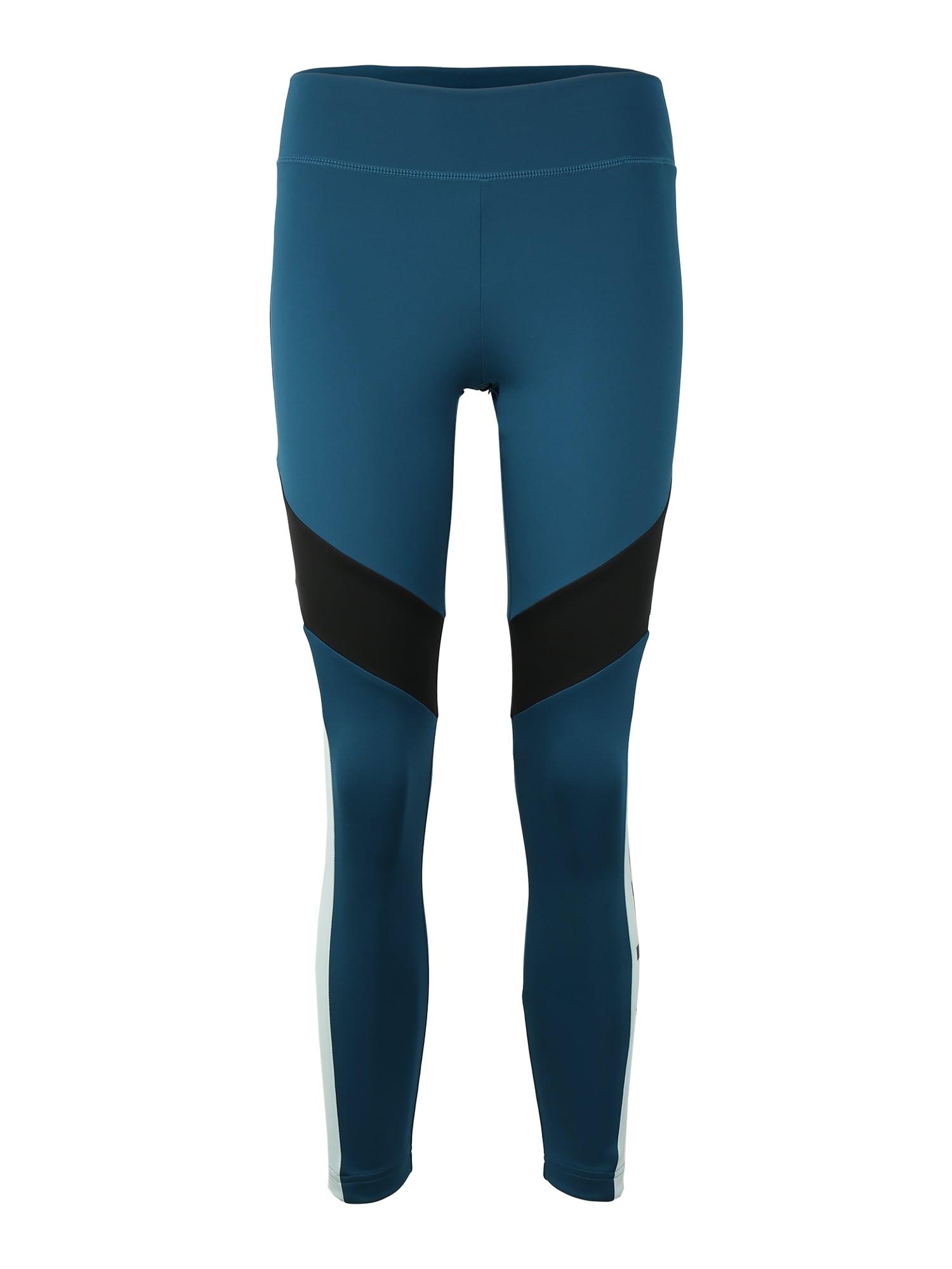 ADIDAS PERFORMANCE Sportinės kelnės benzino spalva