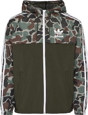 ADIDAS ORIGINALS Jacke 'CAMO REV WB'