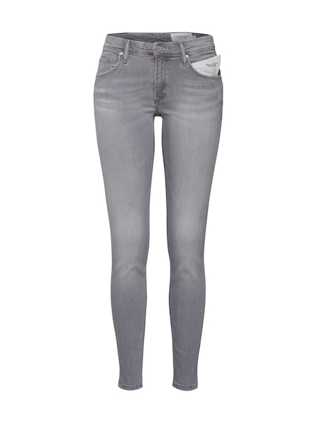 Hosen für Frauen - Marc O'Polo DENIM Damen Jeans 'Alva Slim' grey denim  - Onlineshop ABOUT YOU