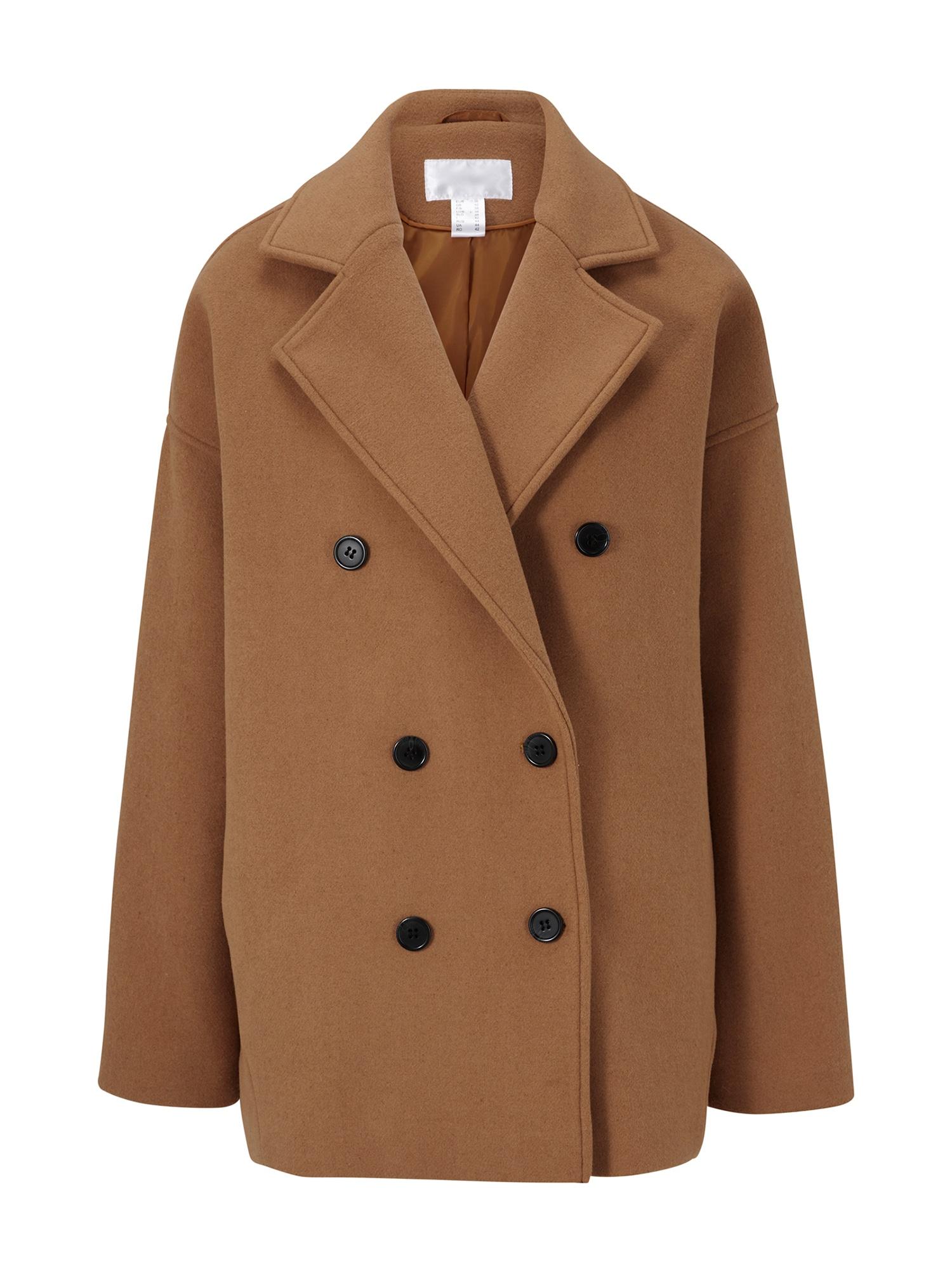 heine Rudeninis-žieminis paltas kupranugario