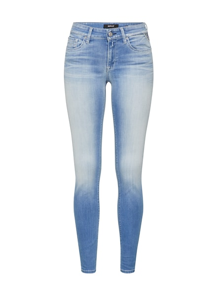 Hosen - Jeans 'New Luz' › Replay › blue denim  - Onlineshop ABOUT YOU