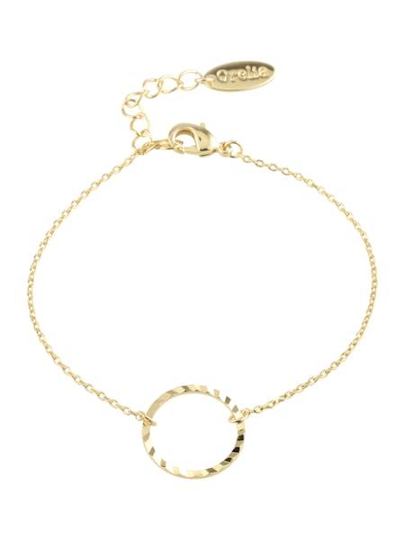 Armbaender für Frauen - Orelia Armband 'Open circle chain' gold  - Onlineshop ABOUT YOU