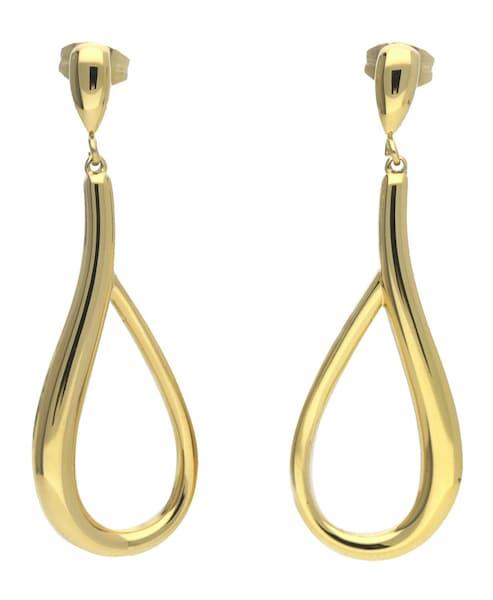 Ohrringe für Frauen - ESPRIT Ohrhänger 'Chic' gold  - Onlineshop ABOUT YOU
