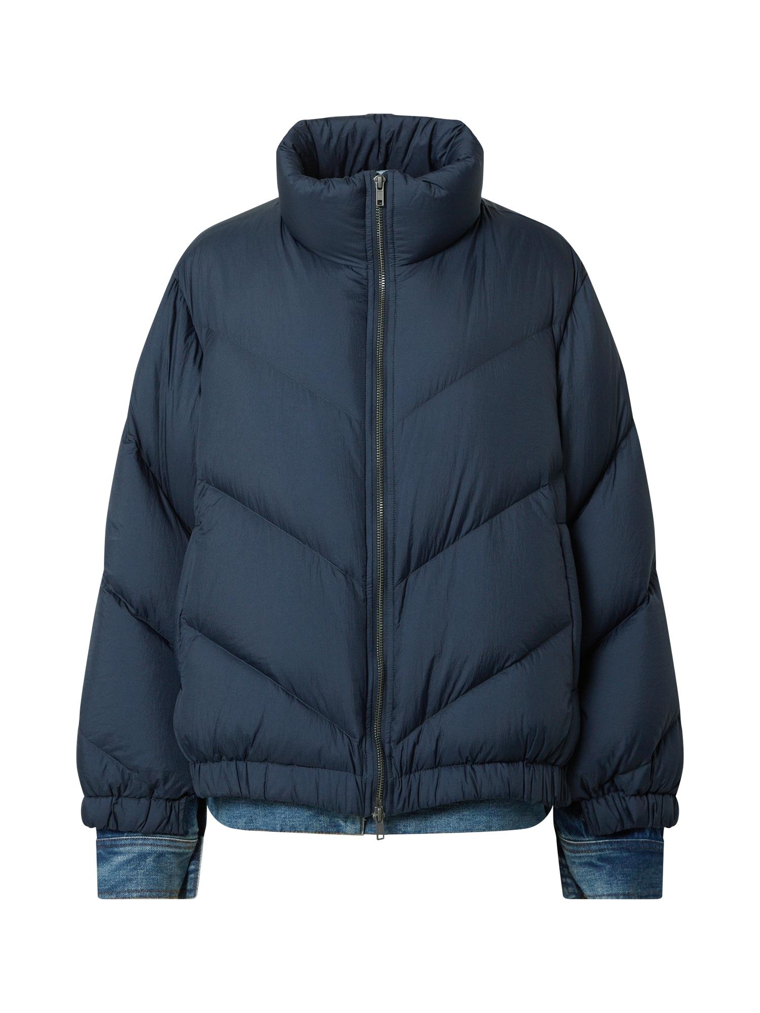 JNBY Žieminė striukė tamsiai (džinso) mėlyna / tamsiai mėlyna