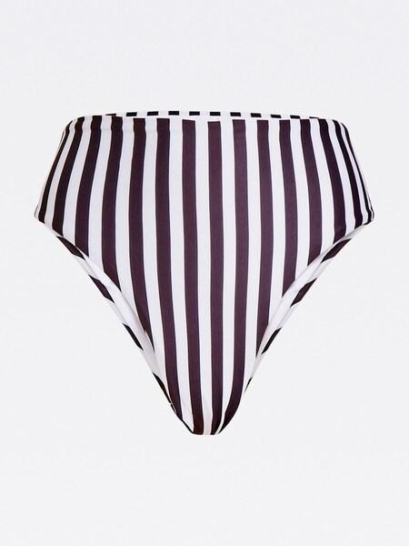 Bademode - Bikinislip › Guess › schwarz weiß  - Onlineshop ABOUT YOU